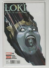 LOKI AGENT OF ASGARD (2013 MARVEL) #10 NM-