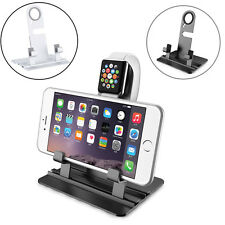 Detachable Charging Dock Stand Bracket Accessory Mount Holder for iPhone iWatch