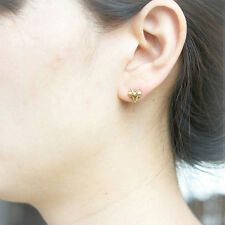 Hot Fashion Design Fox Head stud Earring for Women Cute Animal Earrings