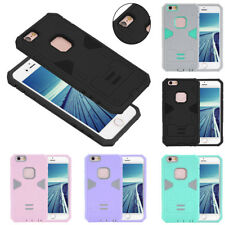 Hybrid Heavy Duty Shock Proof Safe Tough Case Cover for Apple iphone 6 6s