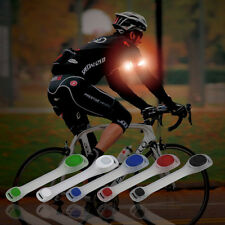 New Reflective Safety Belt Arm Strap Night Cycling Running LED Light Armband V