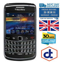 Refurbished BlackBerry Bold 9700 - (Unlocked) Smartphone Black / White Excellent