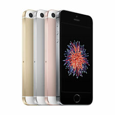 Apple iPhone SE - 16GB - (GSM Unlocked) Smartphone - Silver Gray Gold Rose Gold