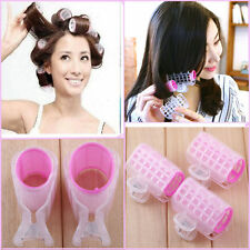 DIY Hair Salon Curlers Rollers Tool Soft Large Hairdressing Tools 3Pcs/Set POP
