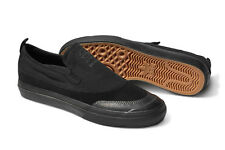 Adidas Mens MatchCourt Slip On Skateboarding Shoes Sneakers Size 10 Trainers BLK