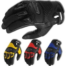 2015 Icon Twenty Niner Motorcycle Street Riding Cycle Protection Gloves