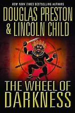 Wheel of Darkness by Douglas Preston & Lincoln Child (2007, Hardcover) SIGNED