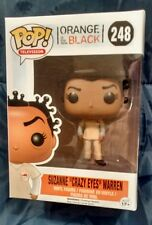 Suzanne Crazy Eyes Warren Funko Pop Television OItNB #248 Released 2015 retired