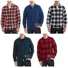 NWT Woolrich Classic Fit Ultimate Flannel Premium Brushed 100% Cotton Men Shirt