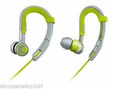 NEW Philips SHQ3300LF00 ActionFit Sports In-Ear Headphones (Lime) 703