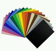 10 x A4 Card Stock Sheets, many Colours, High Quality, coloured card, crafting