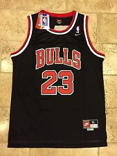 Nike Chicago Bulls Michael Jordan Throwback NBA Jersey Men's XL Retro Rare