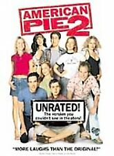 American Pie 2 (DVD, 2002, Unrated Version; Collector's Edition)