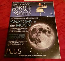 Build a Model Earth Moon and Sun Orbiter - Issue 60 / 8 NEW -- Eaglemoss solar