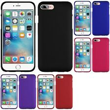 For Apple iPhone 7 Rubberized Matte Snap-On Hard Case Phone Cover
