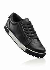 new! Marco Tozzi Casual Shoes Trainers in black Size 38 39 H1032