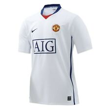 NIKE MANCHESTER UNITED AWAY JERSEY 2008/09.