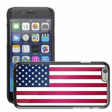 Hard Phone Case Cover Skin For Apple iPhone usa national flag country flag