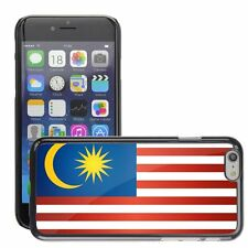 Hard Phone Case Cover Skin For Apple iPhone malaysia national flag country flag