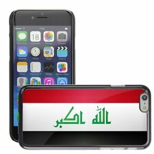 Hard Phone Case Cover Skin For Apple iPhone iraq national flag country flag