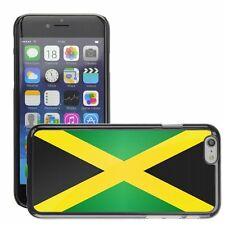 Hard Phone Case Cover Skin For Apple iPhone jamaica national flag country flag