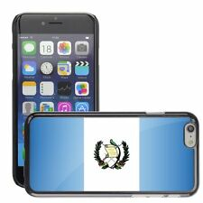 Hard Phone Case Cover Skin For Apple iPhone guatemala national flag country flag