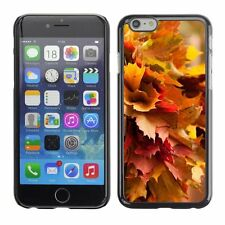 Hard Phone Case Cover Skin For Apple iPhone Bouquet of autumn leaves