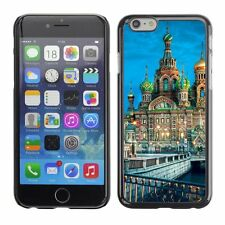 Hard Phone Case Cover Skin For Apple iPhone Russian Temple St. Petersburg