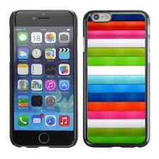 Hard Phone Case Cover Skin For Apple iPhone Vivid colors lines