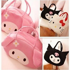 New Hellokitty Plush Tote Shoulder bag Handbag Purse LM4706-2