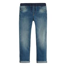 Bluezoo Kids Boys' Blue Slim Fit Jeans From Debenhams