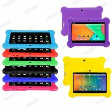 XGODY 7'' Kids Android Tablet PC Quad Core A33 8GB Bluetooth WiFi HD Multi-Color