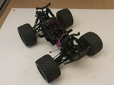 HPI E-Savage Electric 1/10 Monster Truck Roller Rolling Chassis