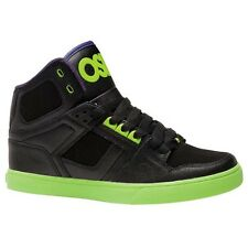 OSIRIS NYC 83 VLC Black Lime purple EU42 9US