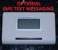 4G GSM Cellular Phone Dialer w/ SMS Text Message for Alarm System 3G Texting
