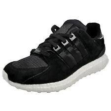 Adidas Originals Equipment Support Boost Mens Classic Casual Retro Trainers Blk