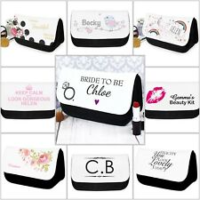Personalised Gifts, Make Up Bags, Weddings, Birthdays, Mother's Day, For Her