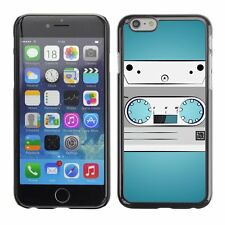 Hard Phone Case Cover Skin For Apple iPhone Old tape cassette