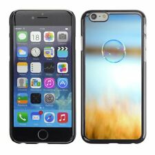 Hard Phone Case Cover Skin For Apple iPhone Soap bubble in sunny day