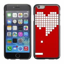 Hard Phone Case Cover Skin For Apple iPhone Game with heart