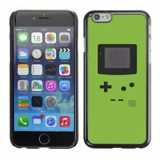 Hard Phone Case Cover Skin For Apple iPhone Game console on green