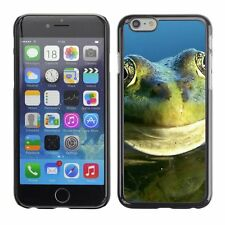 Hard Phone Case Cover Skin For Apple iPhone Happy smile of the frog