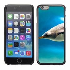 Hard Phone Case Cover Skin For Apple iPhone Penguin diving