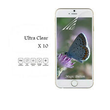 10x Ultra Clear LCD Screen Protector Guard Film for iPhone 6 6S 6 Plus 6s Plus