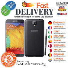 Brand New Samsung Galaxy Note 3 Neo SM N7505 16GB Black/ White 4G Android phone