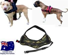 Control Dog Harness Large M L XL Stop Pulling Adjustable Training Pet Comfy Car