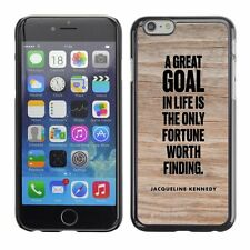 Hard Phone Case Cover Skin For Apple iPhone 182 goal Kennedy wood dry