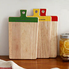 Wood Color Cutting Chopping Board for Outdoor Camping, Bread Dessert Tray Plate
