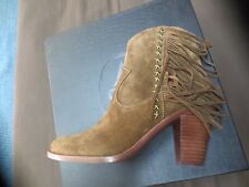 ash indy suede camel NEW Val E heel 8cm Sizes 38,40