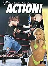 WWF - Action (DVD, 2001)